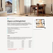 Mont Cervin Palace  ALPINE   Zusatzinformationen