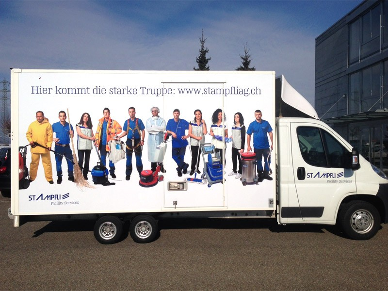 Lastwagenbeschriftung-Stampfli-s
